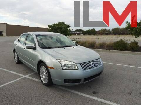 2007 Mercury Milan for sale at INDY LUXURY MOTORSPORTS in Fishers IN