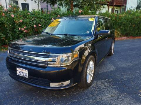 2013 Ford Flex for sale at ALL CREDIT AUTO SALES in San Jose CA