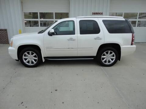 2012 GMC Yukon for sale at Quality Motors Inc in Vermillion SD