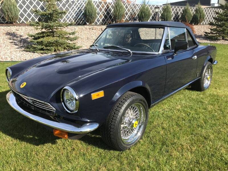 1981 FIAT 2000 for sale at ADA Motorwerks in Green Bay WI