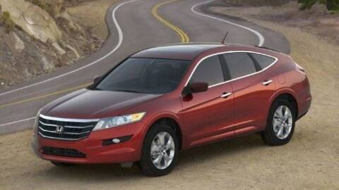 2010 Honda Accord Crosstour for sale at LAKE CITY AUTO SALES in Forest Park GA