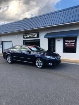 2011 Lexus ES 350 for sale at BRIDGEPORT MOTORS in Morganton NC