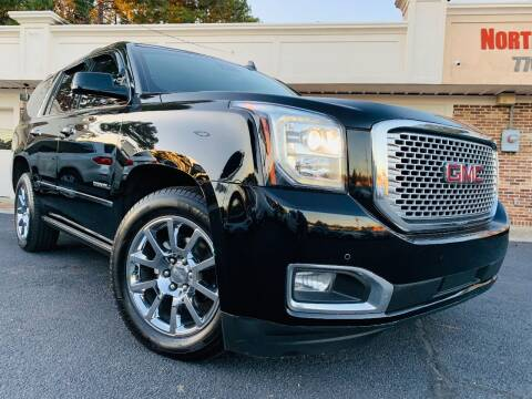 2015 GMC Yukon for sale at North Georgia Auto Brokers in Snellville GA