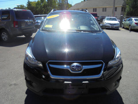 2015 Subaru XV Crosstrek for sale at Washington Street Auto Sales in Canton MA