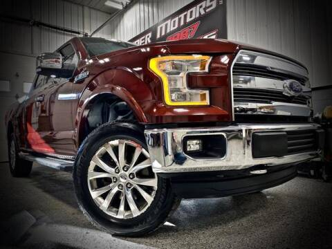2015 Ford F-150 for sale at Carder Motors Inc in Bridgeport WV