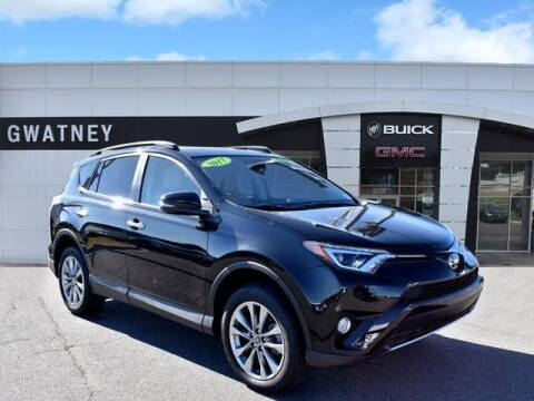 2017 Toyota RAV4 for sale at DeAndre Sells Cars in North Little Rock AR