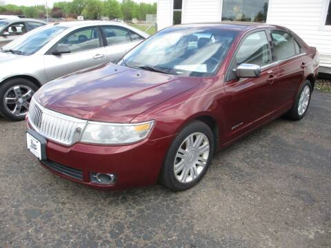 2006 Lincoln Zephyr for sale at KAISER AUTO SALES in Spencer WI