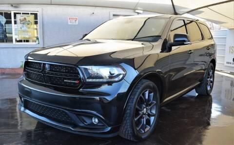 2015 Dodge Durango for sale at 1st Class Motors in Phoenix AZ