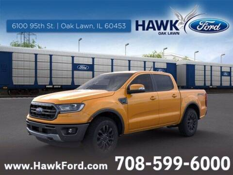 2021 Ford Ranger for sale at Hawk Ford of Oak Lawn in Oak Lawn IL