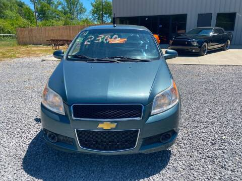 2010 Chevrolet Aveo for sale at Anaheim Auto Auction in Irondale AL