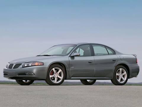 2005 Pontiac Bonneville for sale at Sundance Chevrolet in Grand Ledge MI