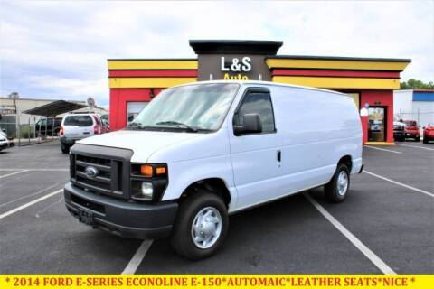 2014 Ford E-Series Cargo for sale at L & S AUTO BROKERS in Fredericksburg VA