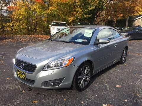 2012 Volvo C70 for sale at Bladecki Auto in Belmont NH