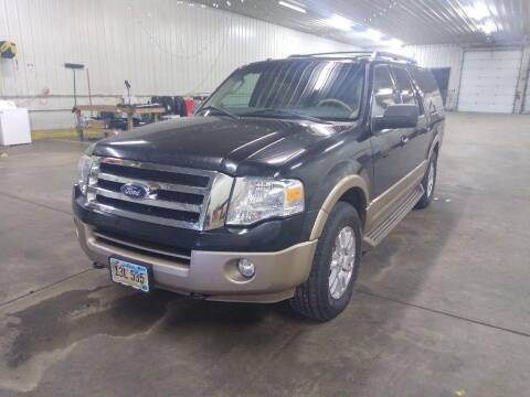 2014 Ford Expedition EL for sale at Willrodt Ford Inc. in Chamberlain SD