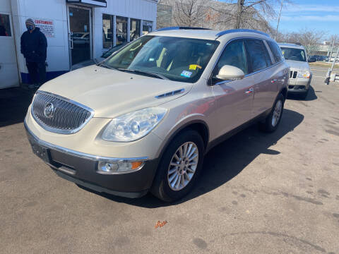 2012 Buick Enclave for sale at Vuolo Auto Sales in North Haven CT