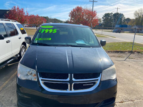 2012 Dodge Grand Caravan for sale at Mc Grady Motor Co in Fayetteville NC