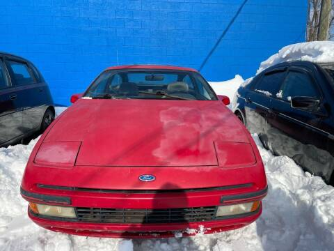 1991 Ford Probe for sale at Daniel Auto Sales inc in Clinton Township MI
