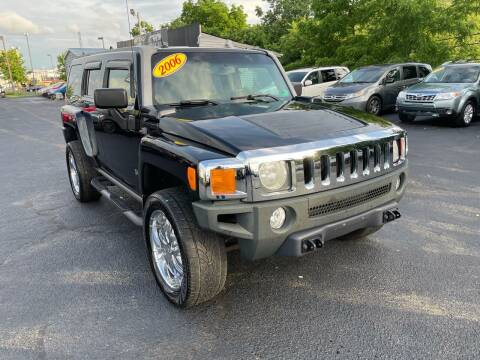 2006 HUMMER H3 for sale at LexTown Motors in Lexington KY