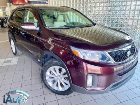 2015 Kia Sorento for sale at iAuto in Cincinnati OH