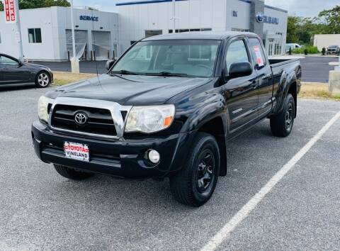 2007 Toyota Tacoma for sale at AH Ride & Pride Auto Group in Akron OH