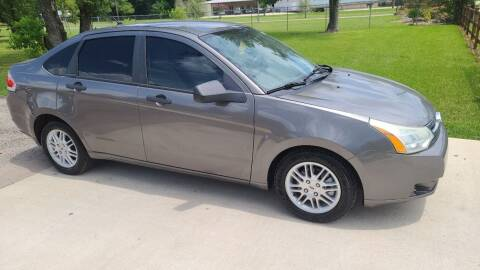 2011 Ford Focus for sale at MG Autohaus in New Caney TX