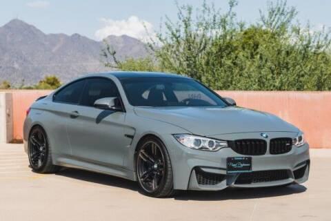 2016 BMW M4 for sale at PROPER PERFORMANCE MOTORS INC. in Scottsdale AZ