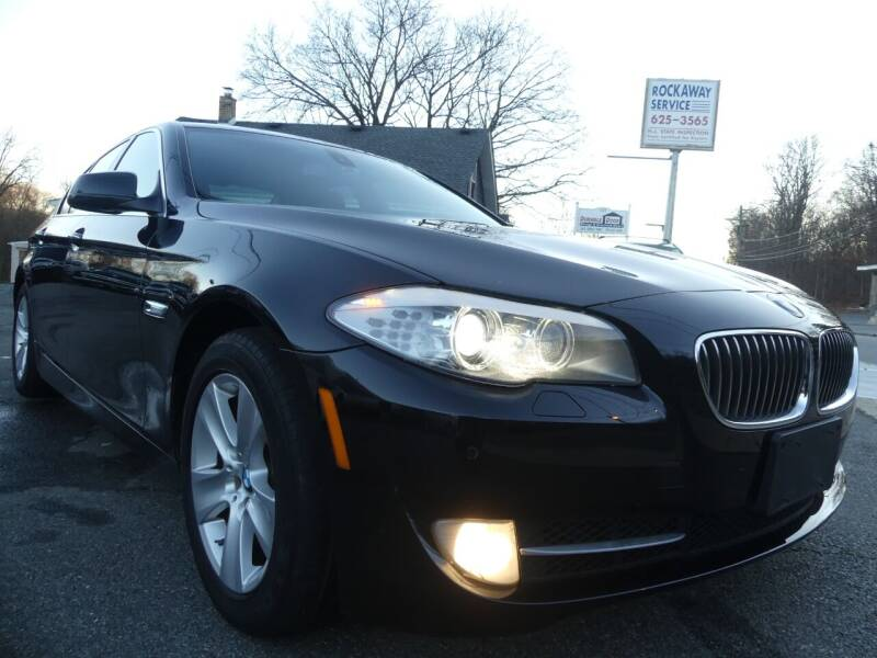 2012 BMW 5 Series for sale at P&D Sales in Rockaway NJ