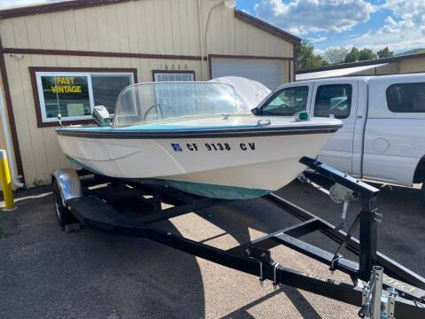 1965 Glasspar boat for sale at Fast Vintage in Wheat Ridge CO