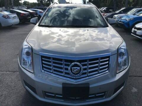 2014 Cadillac SRX for sale at Denny's Auto Sales in Fort Myers FL