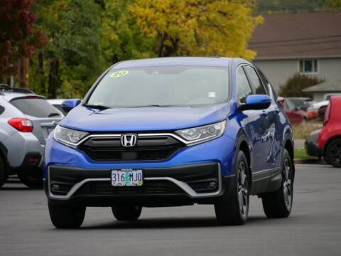 2020 Honda CR-V for sale at CLINT NEWELL USED CARS in Roseburg OR