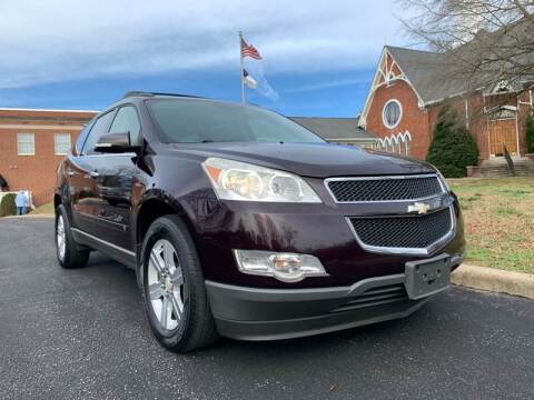 2010 Chevrolet Traverse for sale at Automax of Eden in Eden NC