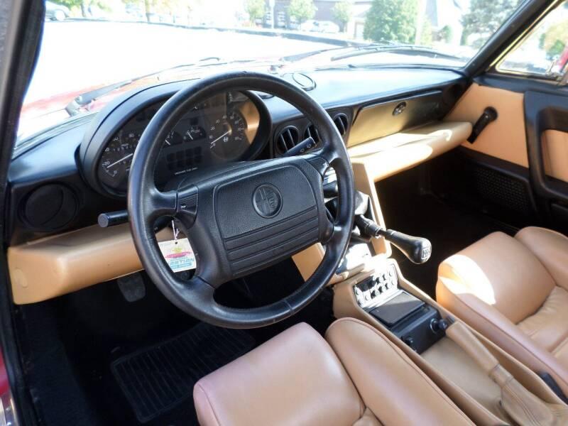 1991 Alfa Romeo Spider 2dr Convertible 5M - Manchester MO