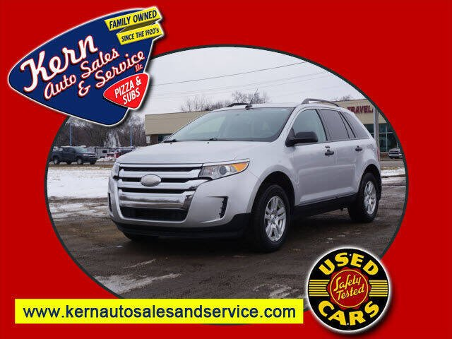 2013 Ford Edge for sale at Kern Auto Sales & Service LLC in Chelsea MI