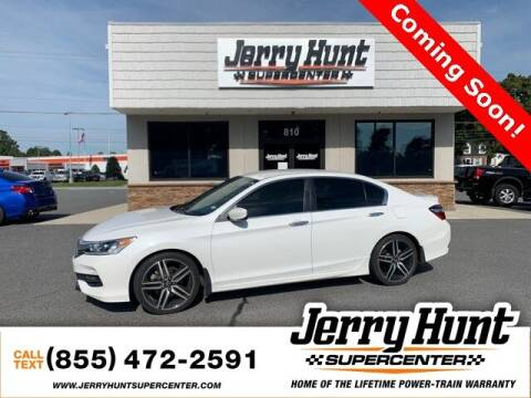 2016 Honda Accord for sale at Jerry Hunt Supercenter in Lexington NC