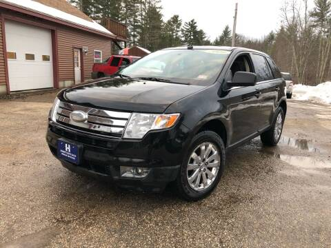 2009 Ford Edge for sale at Hornes Auto Sales LLC in Epping NH