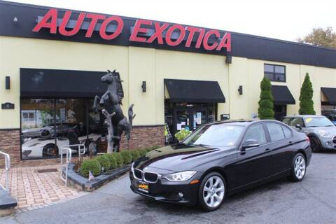 2013 BMW 3 Series for sale at Auto Exotica in Red Bank NJ