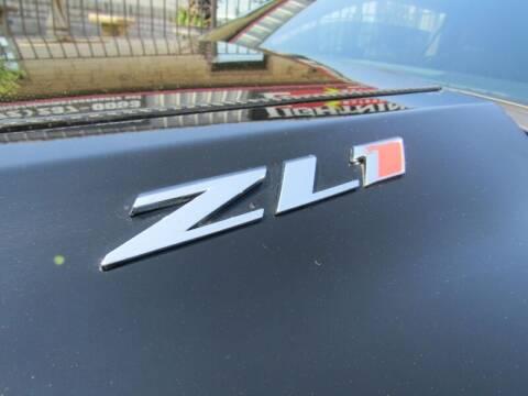 2014 Chevrolet Camaro for sale at Lightning Motorsports in Grand Prairie TX