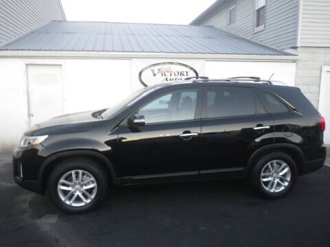 2015 Kia Sorento for sale at VICTORY AUTO in Lewistown PA