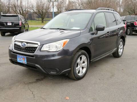 2014 Subaru Forester for sale at Low Cost Cars North in Whitehall OH