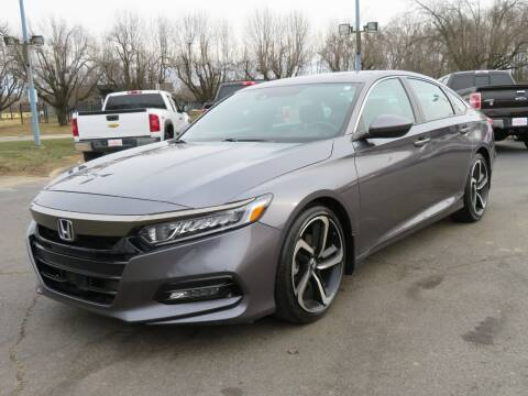 2018 Honda Accord for sale at Low Cost Cars North in Whitehall OH