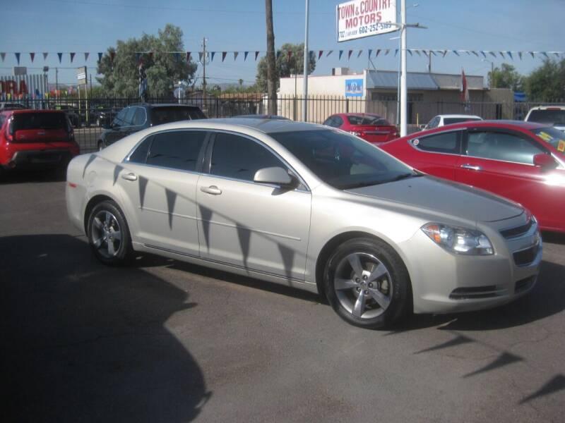 2011 Chevrolet Malibu for sale at Town and Country Motors - 1702 East Van Buren Street in Phoenix AZ