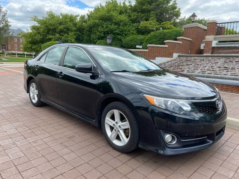 2014 Toyota Camry for sale at Third Avenue Motors Inc. in Carmel IN
