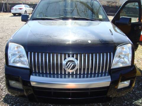 2009 Mercury Mountaineer for sale at Branch Avenue Auto Auction in Clinton MD