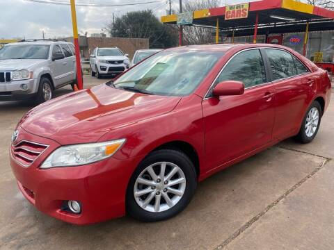 2011 Toyota Camry for sale at Cash Car Outlet in Mckinney TX