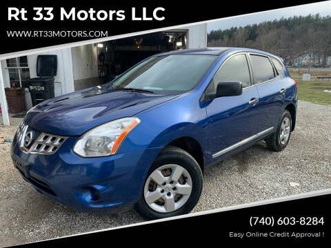 2011 Nissan Rogue for sale at Rt 33 Motors LLC in Rockbridge OH