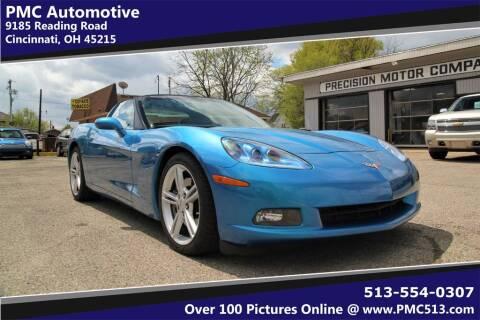 2008 Chevrolet Corvette for sale at PMC Automotive in Cincinnati OH