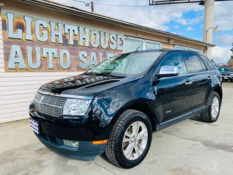 2010 Lincoln MKX for sale at Lighthouse Auto Sales LLC in Grand Junction CO