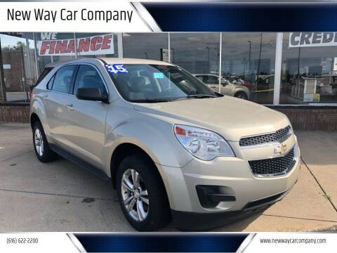 2015 Chevrolet Equinox for sale at New Way Car Company in Grand Rapids MI