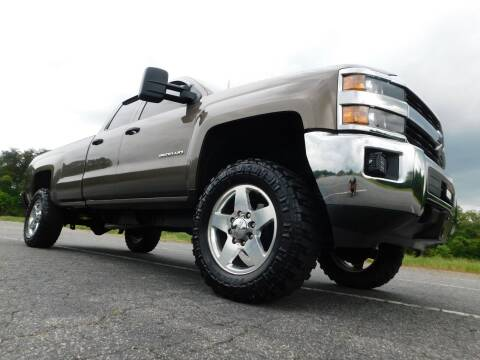 2015 Chevrolet Silverado 2500HD for sale at Used Cars For Sale in Kernersville NC