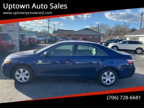 2009 Toyota Camry for sale at Uptown Auto Sales in Rome GA
